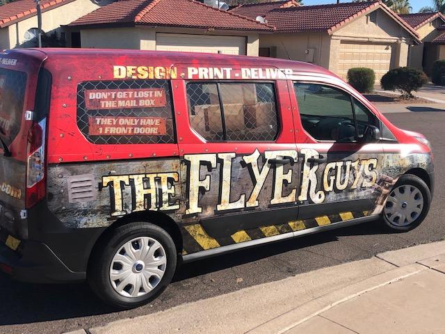 Door to Door Delivery How to Make Effective Business Flyers
